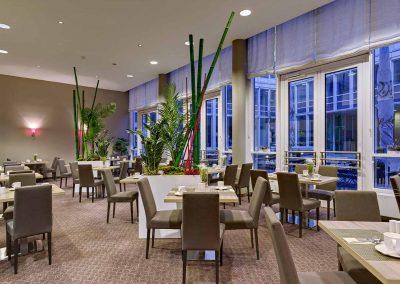 Restaurant Park Inn by Radisson Hotel Dresden