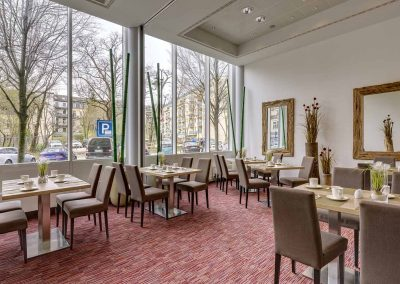 Restaurant - Park Inn by Radisson Hotel Dresden